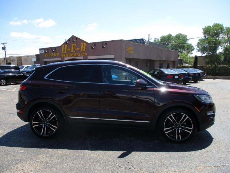 Lincoln MKC 2017 price $19,995