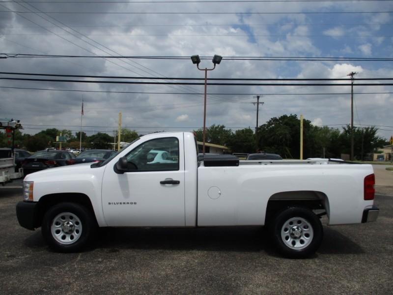 Chevrolet Silverado 1500 2012 price $9,995