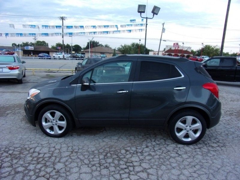 Buick Encore 500totaldown.com all credit 2016 price $14,995