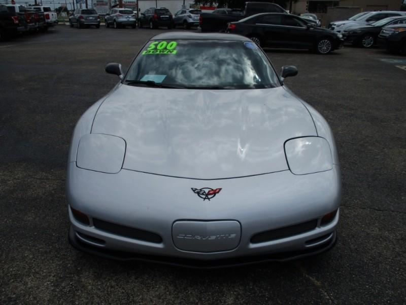 Chevrolet Corvette 2001 price $14,995