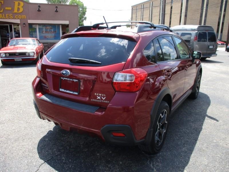 Subaru XV Crosstrek 2014 price $11,995