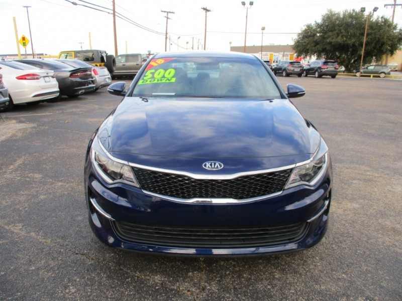 Kia Optima 2018 price $14,500