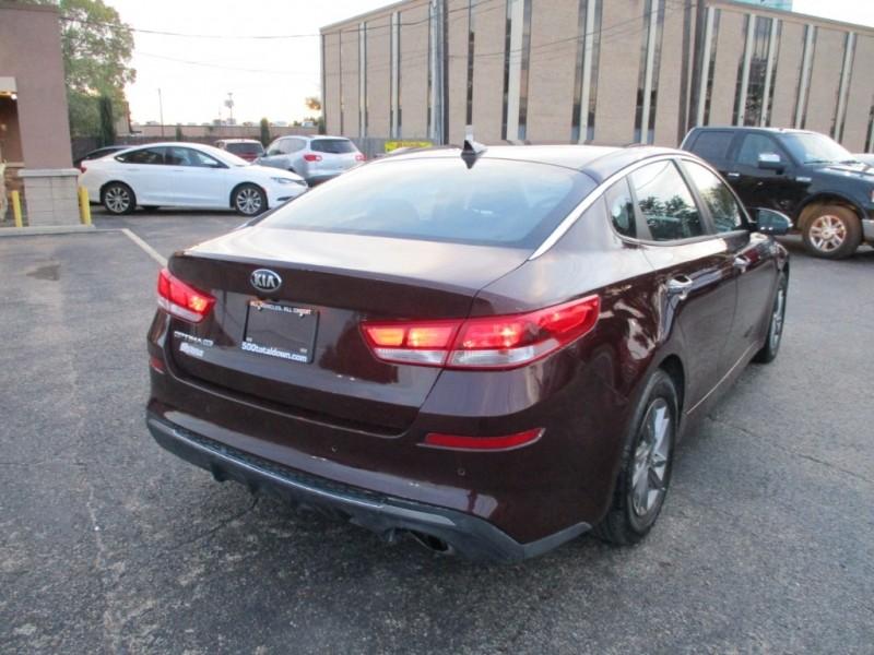 Kia Optima 2019 price $15,995
