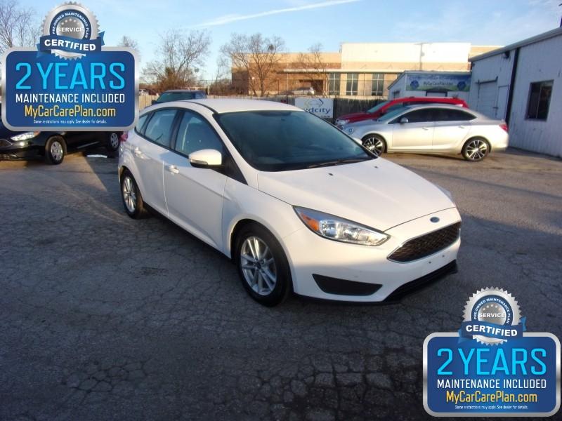 Ford Focus 2016 price $8,500