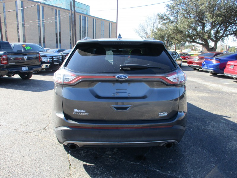 Ford Edge 2017 price $15,995