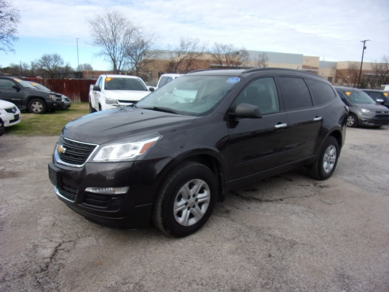 Chevrolet Traverse 2017 price $15,995