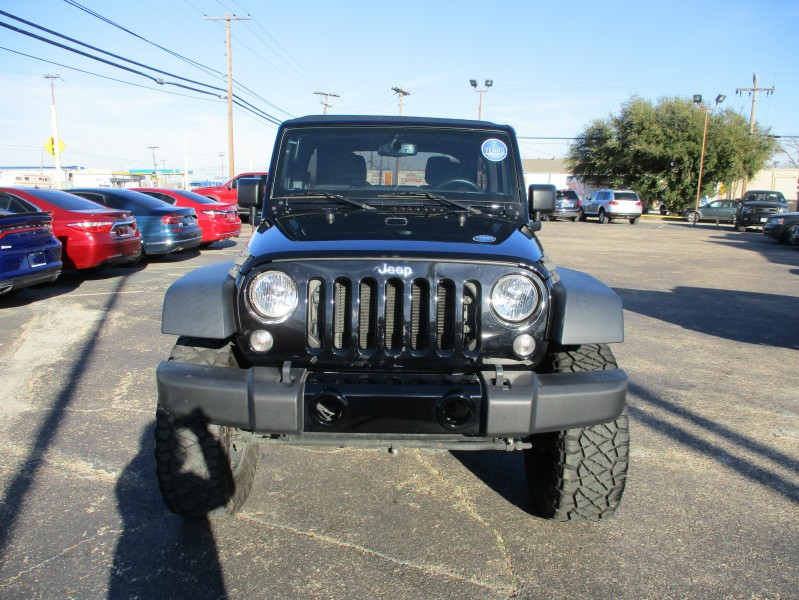 Jeep Wrangler Unlimited 2016 price $24,995