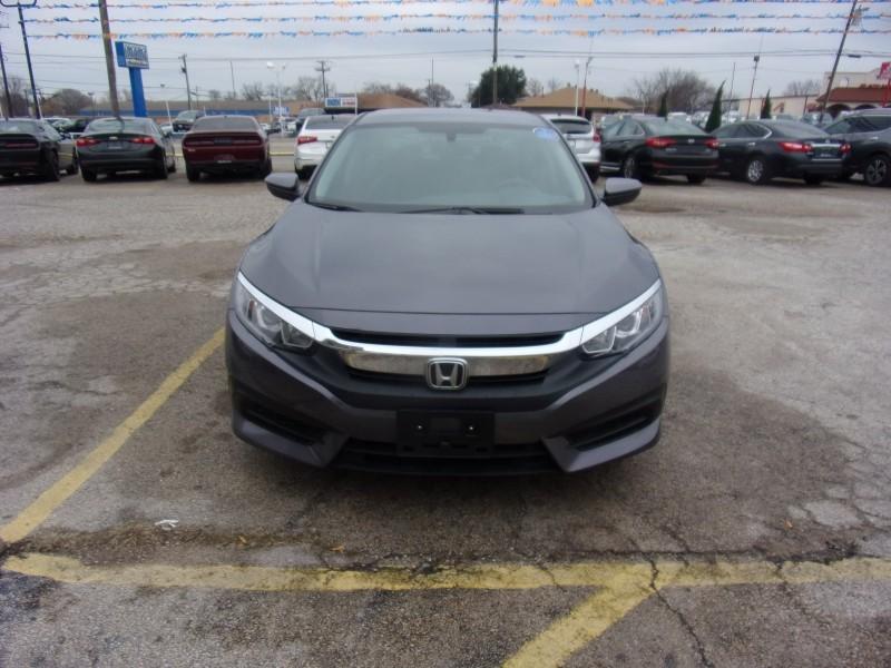 Honda Civic Sedan 2018 price $15,500