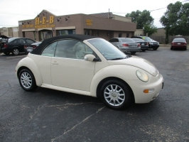 Volkswagen New Beetle Convertible 2005