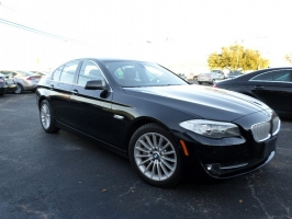 BMW 5 Series* 500.00 total down all credit 2013