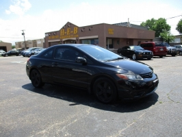Honda Civic Cpe lifetime warranty 2008