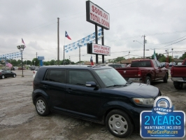 Scion xB 500.00 total down 2008