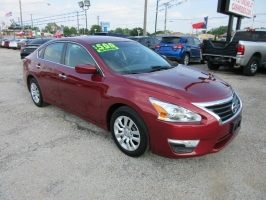 Nissan Altima 500.00 TOTAL DOWN 2015