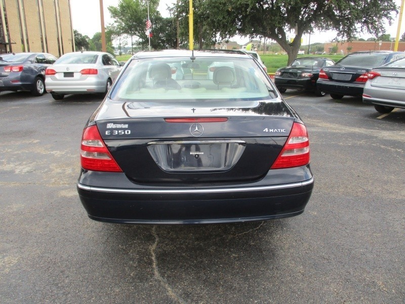 Mercedes-Benz E-Class 500 TOTAL DOWN FREE MAIT 2006 price $4,995