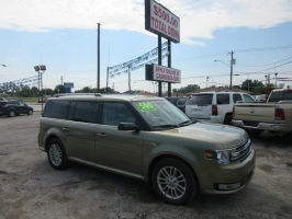 Ford Flex 500.00 total down all credit 2013