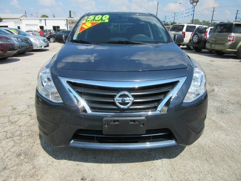Nissan Versa* 500.00 total down 2015 price $4,995