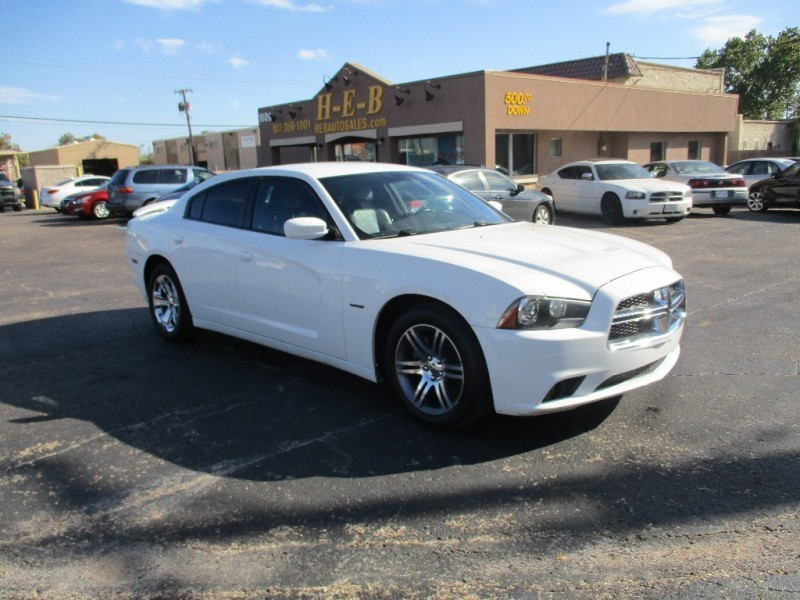 2012 Dodge Charger RT 500.00 TOTAL DOWN