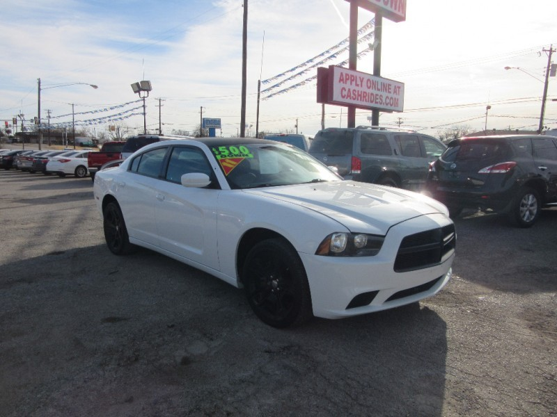 2011 Dodge Charger 500.00 TOTAL DOWN