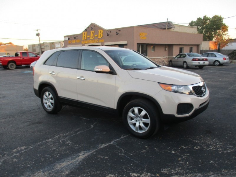 2012 Kia Sorento 500.00 TOTAL DOWN ALL CREDIT