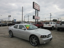 Dodge Charger 500.00 total down all credit 2010