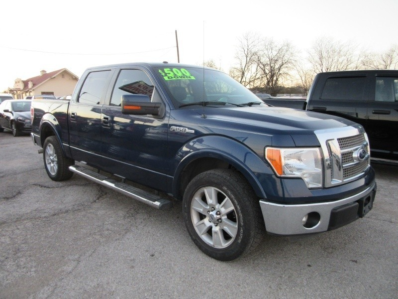 2011 Ford F-150 500.00 total down all credit
