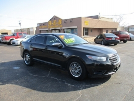 Ford Taurus 500.00 total down all credit 2013