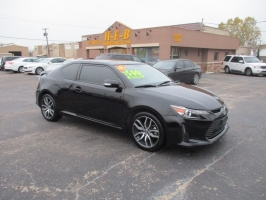 Scion tC 500.00 TOTAL DOWN ALL CREDIT 2014