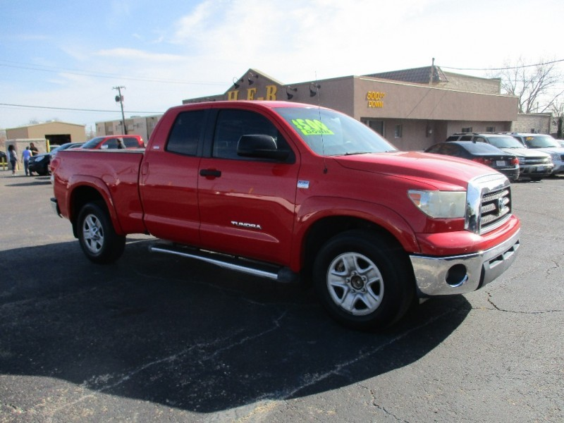 2008 Toyota Tundra 500.00 total down all credit