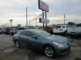 Infiniti G35 Sedan* 500.00 total down keep your tax check 2008