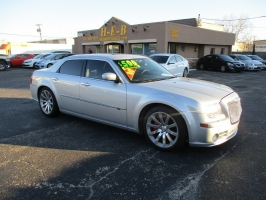 Chrysler 300 srt-8 2010