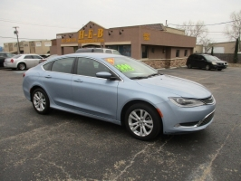 Chrysler 200  500.00 total down all credit 2015