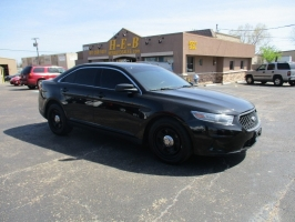 Ford Sedan Police Interceptor 2013