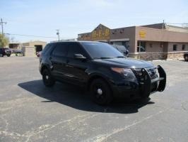 Ford Utility Police Interceptor 2014
