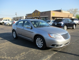 Chrysler 200 500.00 total down 2014