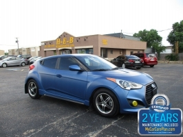 Hyundai Veloster Rally edition 2016