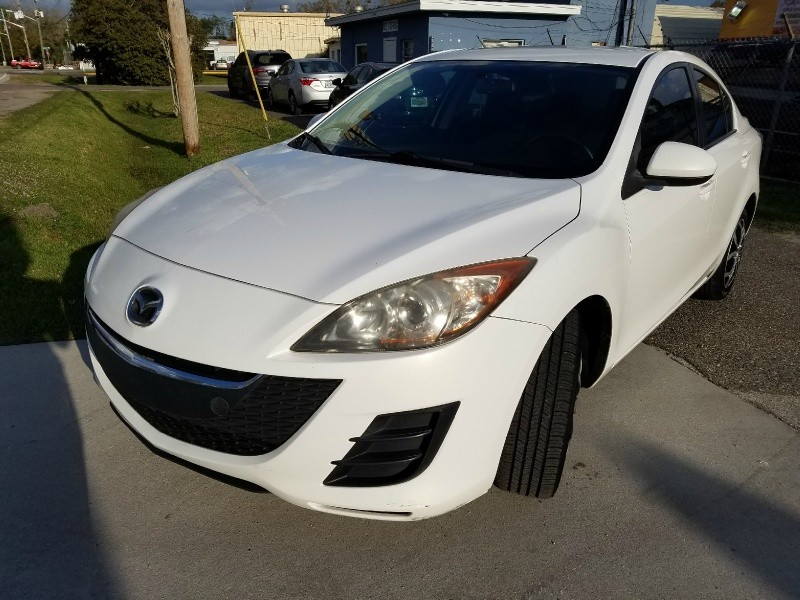 Mazda 3 2010 price Sold