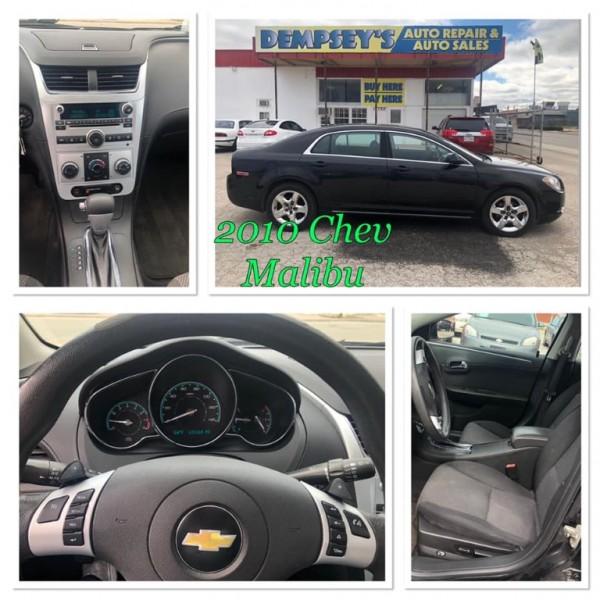 Chevrolet Malibu 2010 price $1,800 Down
