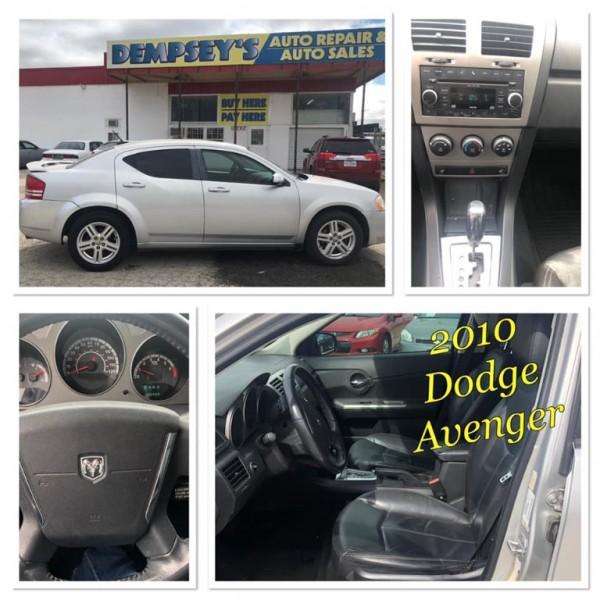 Dodge Avenger 2010 price $1,600 Down