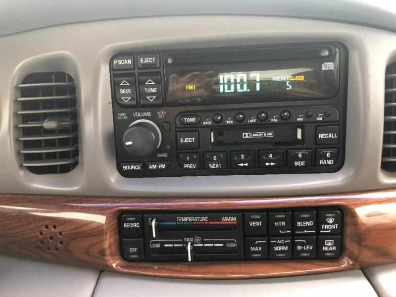 Buick LeSabre 2001 price $1,000 Down