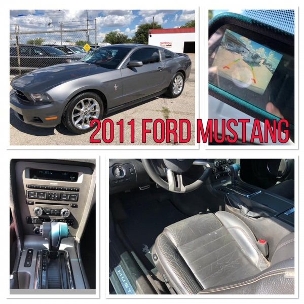 Ford Mustang 2011 price Financing Available