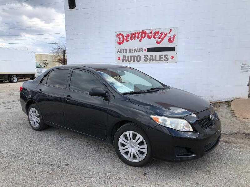 Toyota Corolla 2009 price In-house financing