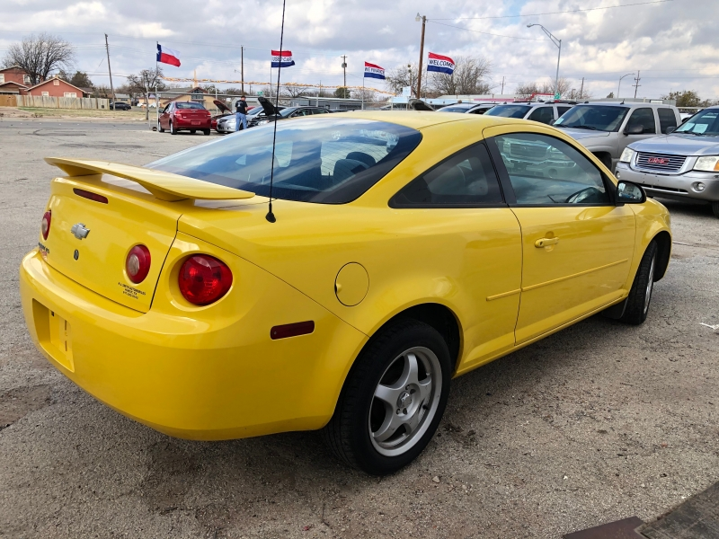 Chevrolet Cobalt 2005 price $0