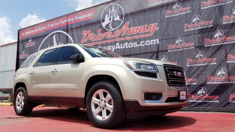 2014 Gmc Acadia Fwd 4dr Sle1 Inventory Drive Away Autos Auto
