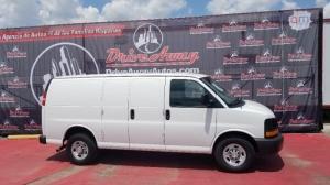 Chevrolet Express Cargo Van 2015