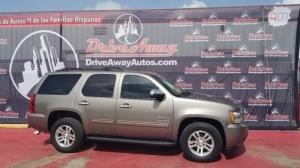 Chevrolet Tahoe 2012