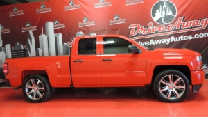 Chevrolet Silverado 1500 2016