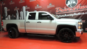 Chevrolet Silverado 1500 2014