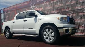 Toyota Tundra 2WD Truck 2010