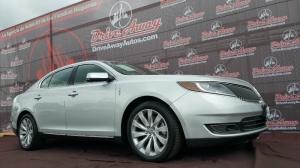 Lincoln MKS 2014