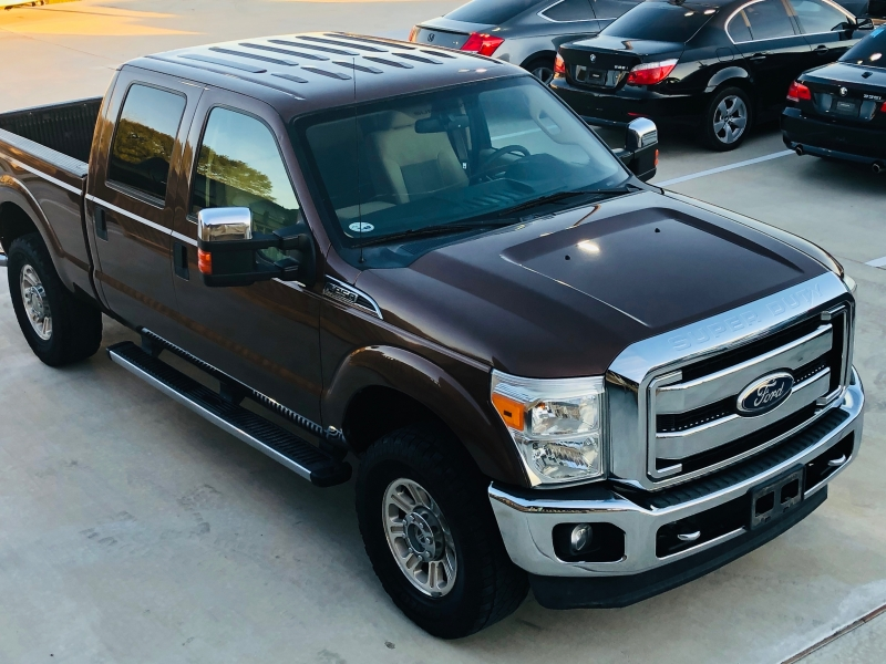 Ford Super Duty F-250 SRW 2011 price $13,995 Down